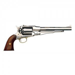 "Traditions 44 Cal w/Stainless Frame/8"" Octagonal Barrel & Walnut Grips FR18583"