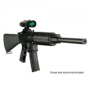 """DPMS Panther Arms Lo-Pro Classic AR-15 .223 Remington/5.56 NATO 30-Round 16"""" Semi-Automatic Rifle in Black - RFA2LPC"""