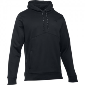 Under Armour Storm AF Icon Men's Pullover Hoodie in Black - Small