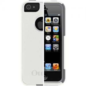 OB iPhone 5 Commuter - Glacier