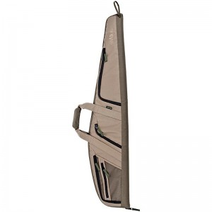 "Allen Company Inc Daytona Scoped Rifle Case 46"" Length Endura Green/Tan Two-Tone Finish 99546"