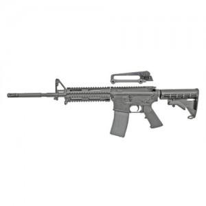 "Olympic Arms K3BM4A3TC .223 Remington/5.56 NATO 30-Round 16"" Semi-Automatic Rifle in Black - K3BM4A3TC"