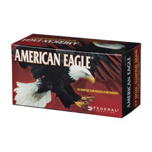 Federal Cartridge American Eagle .17 Winchester Super Magnum Poly Tip, 20 Grain (50 Rounds) - AE17WSM1