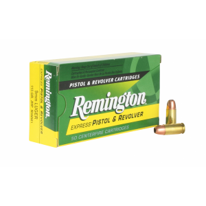 Remington .45 ACP Jacketed Hollow Point, 185 Grain (50 Rounds) - R45AP2