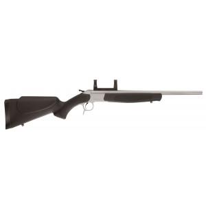 """CVA Mass Market Scout .223 Remington 20"""" Break Open Rifle in Stainless Steel - CR4820S"""