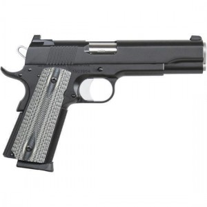 "Dan Wesson Valor 9mm 9+1 5"" 1911 in Black - 01861"