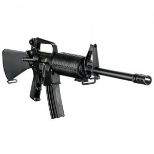 """DPMS Panther Arms Classic 16 .223 Remington/5.56 NATO 30-Round 16"""" Semi-Automatic Rifle in Black - RFA216"""