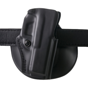 "Safariland Model 5198 Right-Hand Paddle Holster for 1911 Officer's in Black (3.5"") - 519854411"