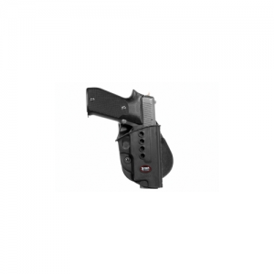 """Fobus USA Paddle Right-Hand Paddle Holster for Sig Sauer P220R, P226R in Black (4.4"""") - SGE2"""