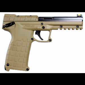 """Kel-Tec PMR-30 .22 Winchester Magnum 30+1 4.3"""" Pistol in Aluminum Alloy - PMR30BTAN"""