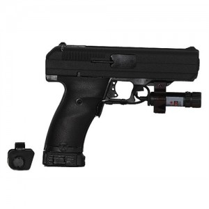 "Hi-Point 45 .45 ACP 9+1 4.5"" Pistol in Black - 34511L"