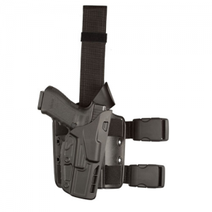 7384 ALS Tactical Holster Gun Fit: Glock 19 (4  bbl) Finish: STX Plain Hand: Right Handed - 7384-283-411