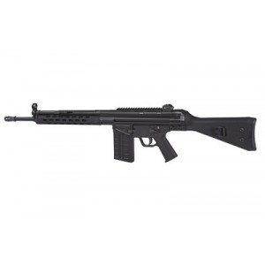 "PTR91 PTR-91 CA FR .308 Winchester 10-Round 18"" Semi-Automatic Rifle in Black - PTR401"