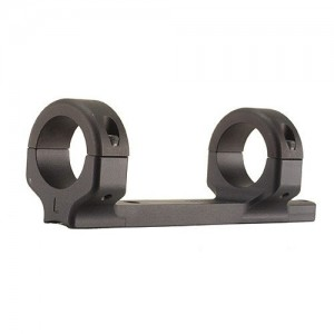 """DNZ Products 1"""" Medium Matte Black Long Action Base/Rings/Browning XBolt 91500"""