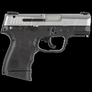 "Taurus 24/7 G2 9mm 10+1 3.5"" Pistol in Black Polymer/Stainless Steel - 1247099G2C10"