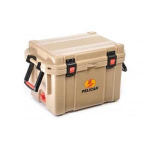 Pelican Progear 45q-mc Elite Cooler, Holds 49.5 Us Quarts, Tan 32-45q-oc-tan