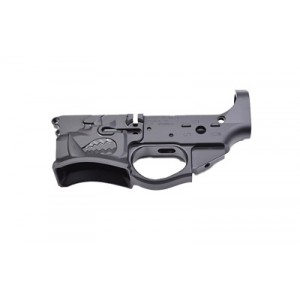 Spike's Tactical Stlb510, Warthog, Semi-automatic, Lower, 223 Rem/556nato, Black Finish, Cnc Machined From A 7075 Billet Aluminum Stlb510