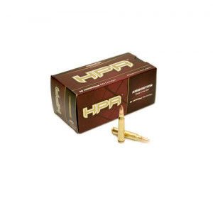 HPR Ammunition Hyperclean .223 Remington/5.56 NATO Full Metal Jacket, 55 Grain (50 Rounds) - 223055FMJ-R