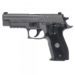 "Sig Sauer P226 Full Size Legion 9mm 15+1 4.4"" Pistol in Legion Grey PVD Alloy (X-RAY3 Day/Night Sights) - E26R9LEGION"