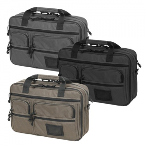 Discreet Pro-Ops Briefcase (Slate Gray)
