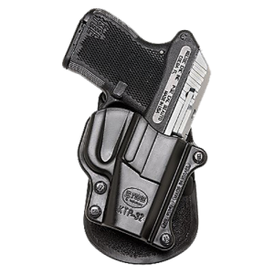 Fobus USA Paddle Right-Hand Paddle Holster for Kel-Tec P32, 380 in Black - KT32
