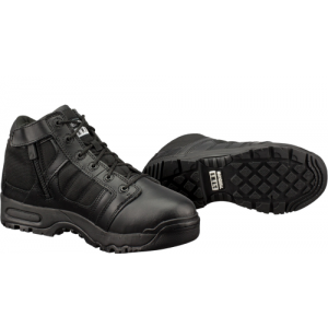 Metro Air 5  WP Side-Zip Men's Black Size: 8.5 Width: Wide