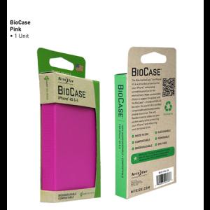 BioCase iP4 Color: Pink