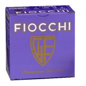 "Fiocchi Ammunition Premium High Antimony .20 Gauge (2.75"") 8 Shot Lead (250-Rounds) - 20VIP8"