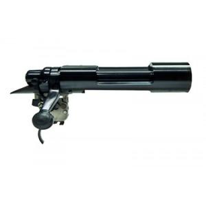 "Remington 700 Long Action Carbon Steel, .473"" Bolt Face, Externally Adjustable X Mark Pro Trigger, Black Finish 27555"