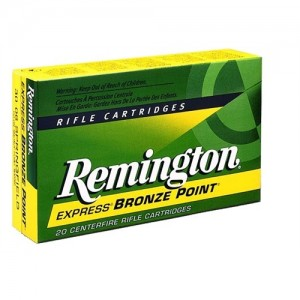 Remington .30-06 Springfield Core-Lokt Bronze Point Tip, 180 Grain (20 Rounds) - R30066