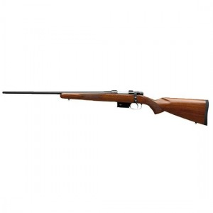 "CZ 527 American .204 Ruger 5-Round 20.9"" Bolt Action Rifle in Blued - 3091"