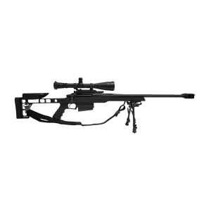 "Armalite AR-30A1 .338 Lapua Magnum 5-Round 26"" Bolt Action Rifle in Black - 30A1B338"