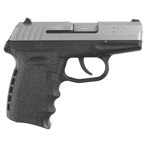 """SCCY CPX-2 9mm 10+1 3.1"""" Pistol in Black - CPX2NB"""