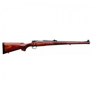 "Remington Model 7 Custom .223 Remington/5.56 NATO 5-Round 20"" Bolt Action Rifle in Black - 4757"