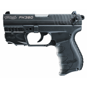 "Walther PK380 .380 ACP 8+1 3.66"" Pistol in Polymer - 5050310"