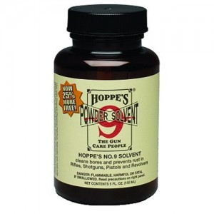 Hoppes #9 Nitro Powder Solvent 4 Ounce Bottle 10 Count Pack 904