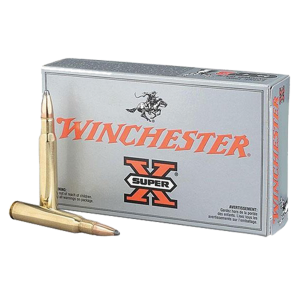 Winchester .358 Winchester Power-Point, 200 Grain (20 Rounds) - X3582
