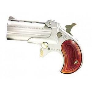 "Cobra Enterprises C32 .32 ACP 2-Shot 2.4"" Derringer in Nickel - C32SR"