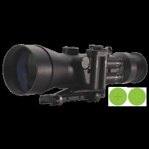 Night Optics NS7403G D-740 Night Vision Scope Gen 3 4x 100mm 525 ft @ 1000 yds