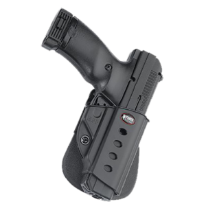 Fobus USA Evolution Right-Hand Paddle Holster for Hi Point .45 in Black - HPP