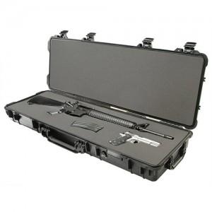 Pelican Black Rifle Case w//Wheels 1720
