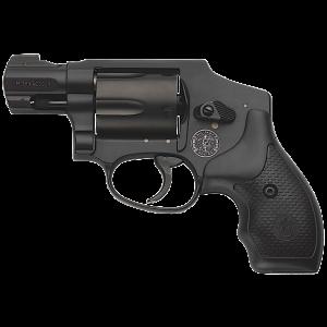 "Smith & Wesson 340 .357 Remington Magnum 5-Shot 1.88"" Revolver in Matte Black - 103072"