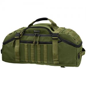 Maxpedition Doppelduffel Waterproof Adventure Bag in Olive 1000D Nylon - 0608G