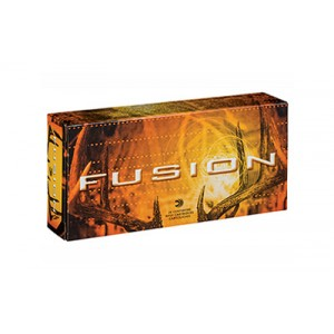 Federal Cartridge Fusion 6.5 Creedmoor Soft Point, 140 Grain (20 Rounds) - F65CRDFS