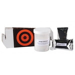 Tannerite Exploding Rimfire Cardboard Circle Targets 8 Pack G8