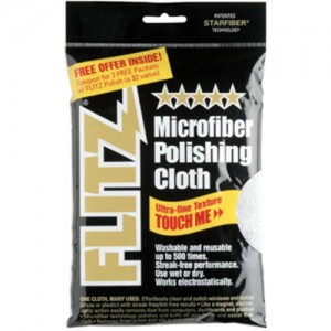 Flitz Micro Fiber All Purpose Polishing Cloth MC200