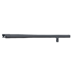 "Mossberg 90016 500 Security 12ga 18.5"" CB Front Bead Matte Blued"
