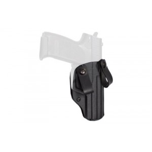 Blade Tech Industries Nano Inside The Waistband Holster, Fits Glock 43, Right Hand, Black, Iwb Loops Holx000367385599 - HOLX000367385599