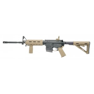 "Colt LE6920 .223 Remington/5.56 NATO 10-Round 16.1"" Semi-Automatic Rifle in Flat Dark Earth (FDE) - LE6920CMPS-FDE"