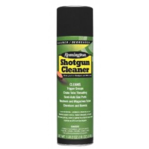 Remington Shotgun Cleaner Aerosol Degreaser 18 Ounce Can 18472